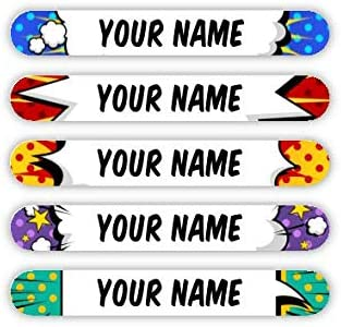 Sloth Theme Personalized Waterproof Mini Labels Labels