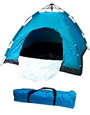Barraca Camping 2 Pessoas Monta Sozinha Automática Dobrável