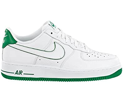 nike air force weiß grün