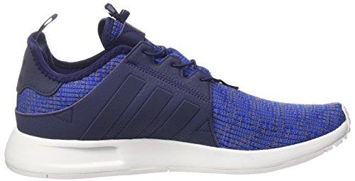 Sneakers Adidas Original Mens X_plr, Leggere, Comode Ed Eleganti Con Sistema Di Allacciatura Rapida Per Un Rapido Abbigliamento On-off Blu Scuro / Nuovo Blu Navy / Bianco