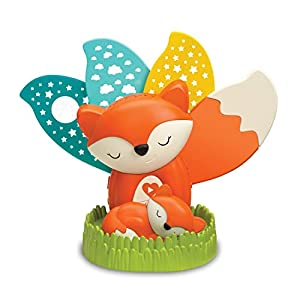 Infantino 3 in 1 Musical Soother & Night Light Projector