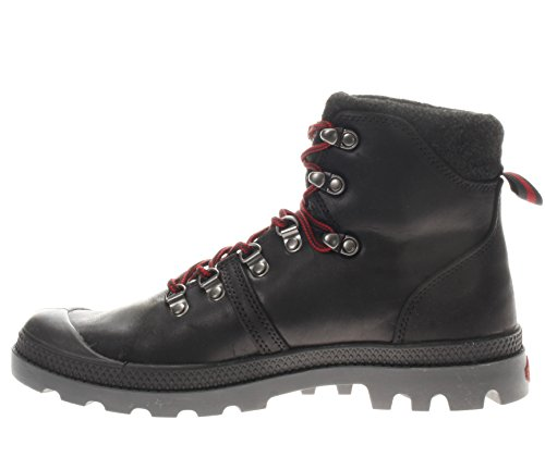 Palladium PALLABROUSE Polacchino Para Hombre HIKR [pacal0152leatherp041]