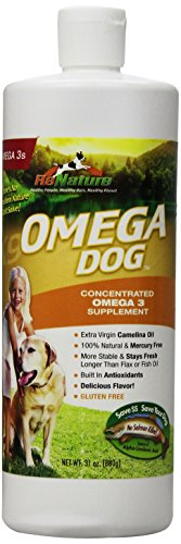 K9 Power Concentrated Omega3 Formula 31 Ounce product image