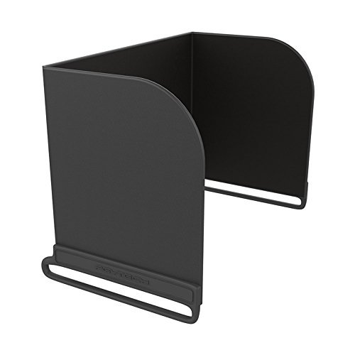 PGYTECH スクリーンサンシェード タブレット スマホ日除けフード for Mavic Pro Phantom 4 Pro Inspire M600 Osmo 折り畳み式 L168 7.9インチ