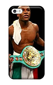 New Mayweather PC Anti-scratch For Iphone 6 Plus Phone Case Cover (3D PC Soft Case)
