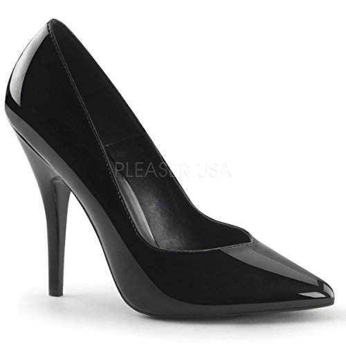 Pleaser Seduce-420V - Sexy High Heels Pumps 35-48