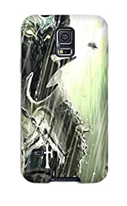 Tpu Case For Galaxy S5 With Monster