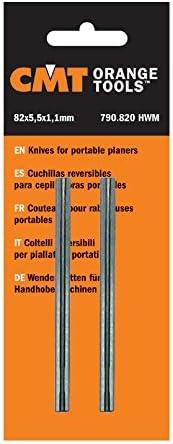 portatiles CMT 790.820 790.820-Juego 2 cuchillas hw 82x5.5x1.1 Para cepill