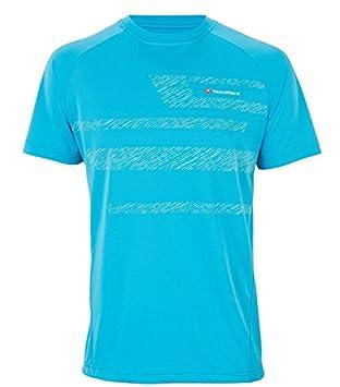 Tecnifibre Camiseta técnica, Tenis, Padel, Squash (L): Amazon.es: Deportes y aire libre