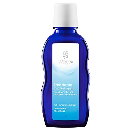 Weleda Facial Toner - Weleda One Step Cleanser and Toner, 3.4 Ounce