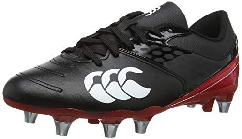 True Para 989 Hombre Soft De Ground Phoenix Canterbury Red Rugby black Negro Raze Zapatillas PqO4nB0