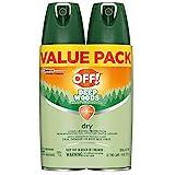 OFF! Deep Woods Bug Spray & Mosquito