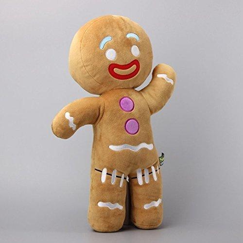 Large Size 48 CM Shrek Gingerbread Man Bigheadz