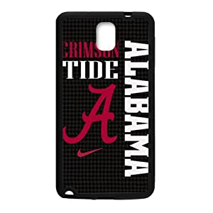 Alabama Crimson Tide Black samsung galaxy note3 case