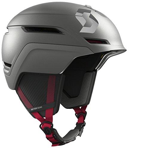 Scott Symbol 2 Plus Snow Helmet - Iron Grey Small