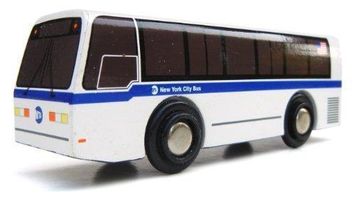 Munipals MP01-2102 Wooden Nova RTS-06 New York City NYC (Rts Bus)