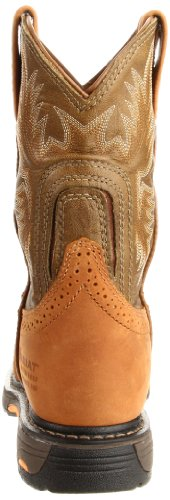 Ariat Heren Workhog Pull-on H2o Composiet Teen Aged Bark / Army Green