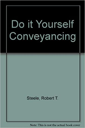 Do it yourself conveyancing amazon robert t steele do it yourself conveyancing amazon robert t steele 9780715386699 books solutioingenieria Image collections