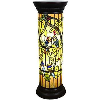 Amazon.com: Landmark 660/30-cr Tiffany sola luz hasta ...