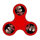Incredibles Hero EDC Tri Fidget Spinner Spinning Finger Stress Reducer Toy