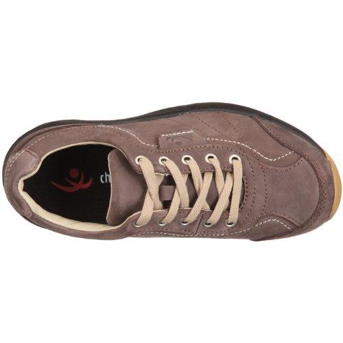 Chung Shi Comfort Step Bogart dunkelbraun 9102215 - Zapatillas de deporte de ante para mujer Marrón