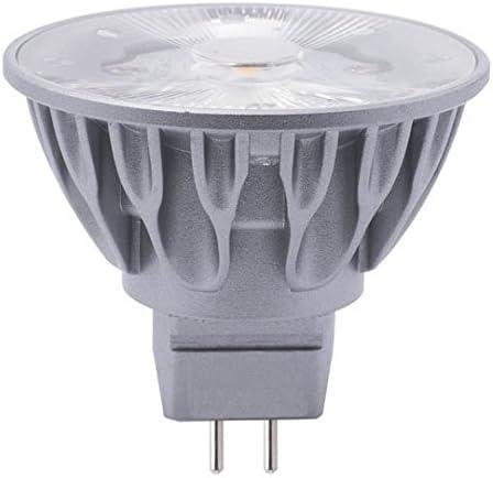 Pack of 5 Soraa 777059 SM16-07-36D-930-03 Vivid MR16 GU5.3 7.5W 3000K 36 Degree LED Light Bulb