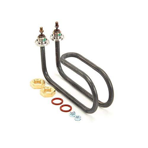 Wilbur Curtis WC-904-04 Kit,Element, Heating 1.6Kw120V W/Jam Nut & Silicone O-Ring ()