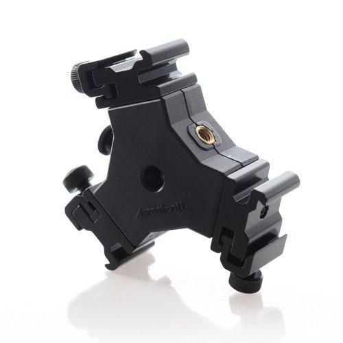 Westcott 2223 Triple Threat Shoe Mount Adapter (Black)