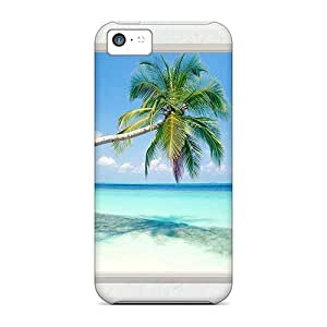 New Arrival Through The Window For Iphone 5c Case Cover
