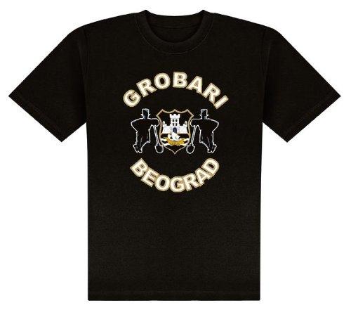 World of Football T-Shirt Partizan Grobari