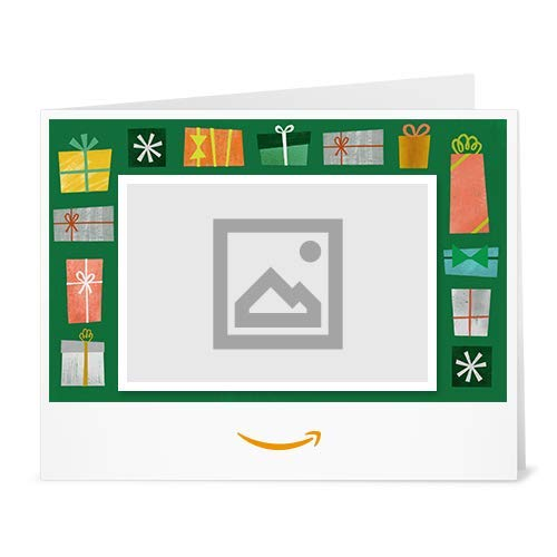 Amazon.ca eGift Card - Upload Your Photo (Print) -Artsy Presents CA