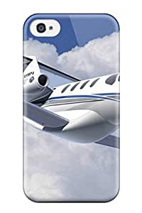 New Aircraft Tpu Cover Case For Iphone 4/4s 9169564K34702734