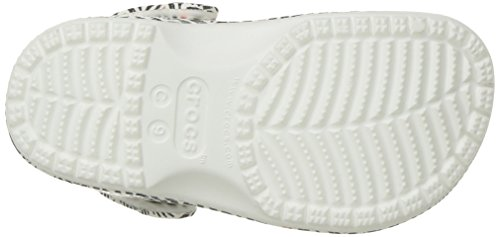 Crocs Kids' Drew Barrymore Classic Chevron Clog