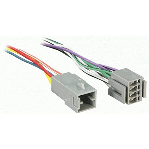 Amazon.com: Metra 70-1772 Wiring Harness for Select 1982-1985 Ford/Lincoln/Mercury  Vehicles: Car ElectronicsAmazon.com