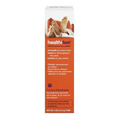Tender Corporation Healthifeet 4-Ounce Warming foot cream...