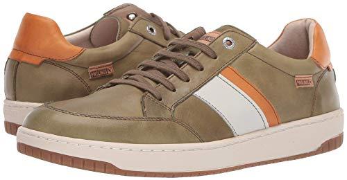 - PIKOLINOS Mens Corinto Sneaker, Cactus, Size 42 EU (8.5-9 M US Men)