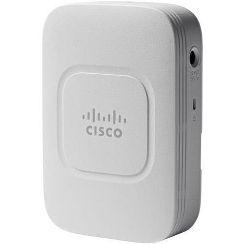 Cisco Powerline Network Adapters - Cisco AIR-CAP702W-A-K9 Aironet IEEE 802.11n 300 Mbps Wireless Access Point - ISM Band - UNII Band - 2 x Antenna(s) - 6 x Network (RJ-45) - PoE Ports