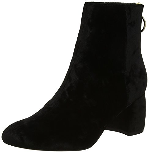 Office Women's Arch Enemy Boots Black (Black Crushed Velvet) tNEr6zx6