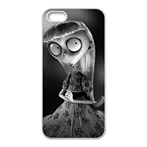Frankenweenie iPhone 5 5s Cell Phone Case White H2754524