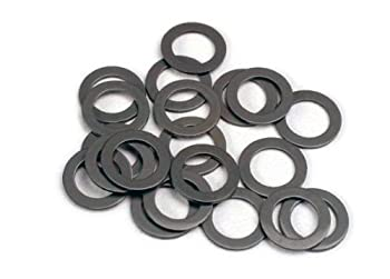Traxxas 1985 Ptfe-coated Washers, 5x8x0.5mm (Set Of 20) 0