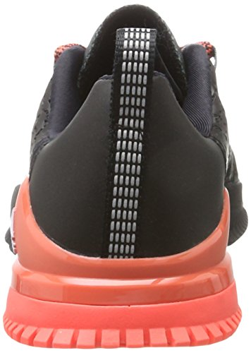 Adidas Femme W Crazypower Coral Gymnastique easy S17 Multicolore De Chaussures F17 Night red Black Tr core 1x1aAwqpBr