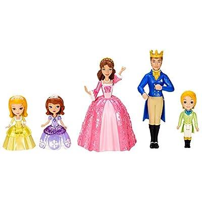 Disney Sofia The First Royal Family Giftset: Toys & Games