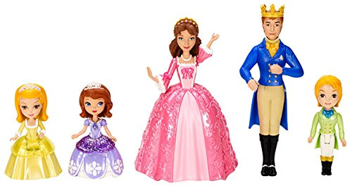 Disney Sofia The First Royal Family Giftset
