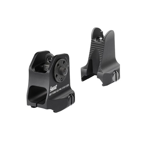 Daniel Defense 19-088-09116, Fixed Front/Rear Sight Combo (Sporting Rear Sight)