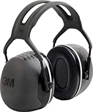 Peltor X5A Over-the-Head Ear Muffs, Noise Protection, NRR 31 dB, Construction, Manufacturing, Automotive, Wood