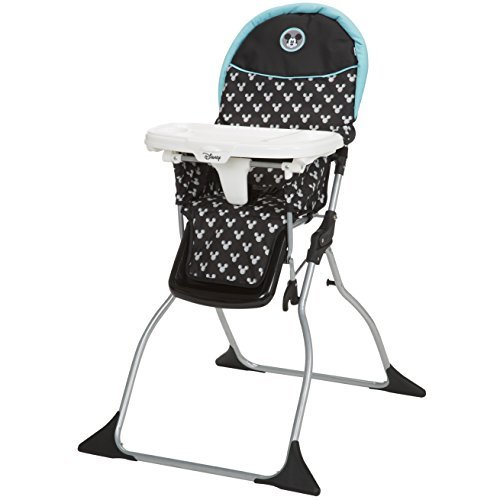 Disney Simple Fold Plus High Chair, Mickey Shadow