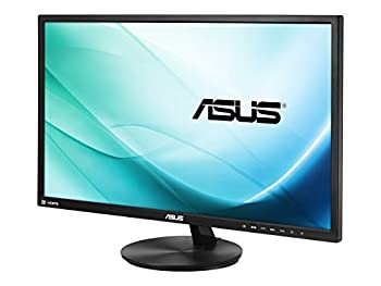 "Asus Vn248q-p 23.8"" Full Hd 1920x1080 Ips Displayport Hdmi Vga Monitor 2"