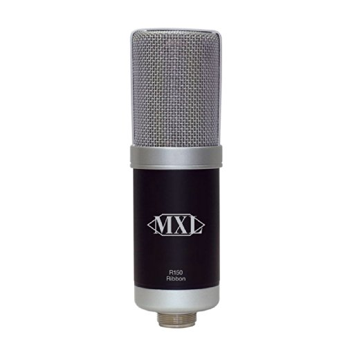 MXL Mics R-150 Ribbon Microphone, Figure 8 by MXL Mics