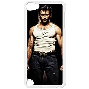 Wolverine Ipod Touch 5 White Phone Cases Protective