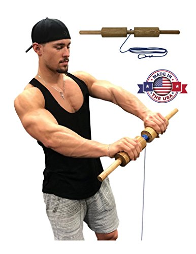 Wrist Blaster Forearm, Hand and Wrist Exerciser